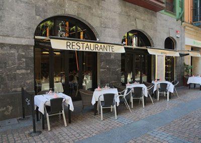 Restaurante Gorbea Bilbao